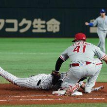 稲葉監督が振り返るターニングポイント「野球の流れを感じた」