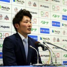 西武・源田は8000万で更改…「来年はもっと責任感をもって」