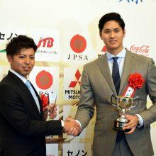 大谷翔平が2度目のプロスポーツ大賞を受賞!最高新人賞にDeNA・東