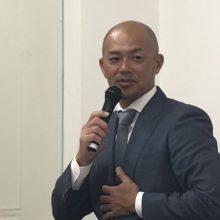 福浦、ロッテ本社で講演会「本当にありがたい」