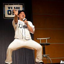 """西武は連覇に向けてチーム内で切磋琢磨!""""キング""""山川のライバルは「中村さん」"""