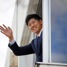 DeNAのドラフト上位陣が入寮!ドラ1・上茶谷「監督の期待に応える自信はある」