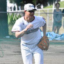 ロッテ・藤岡、二軍の練習試合にフル出場「1試合出られてよかった」