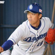 川相氏、4回4失点の中日・吉見は「リズムに乗れなかった」