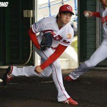 広島・床田が同じTJ手術の高橋昂にエール 自身は完全復帰へ「ローテ守る」