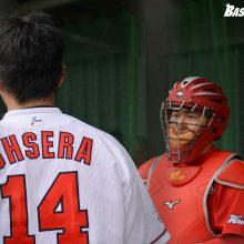 広島の沖縄2次キャンプがスタート 会沢選手会長「いい準備ができれば」