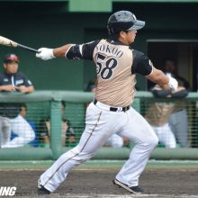 日本ハム横尾、2ラン含む3安打3打点 定位置獲りへ「誰よりも打たないと」