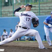 大矢氏、梶谷から三振を奪った燕・清水に「気持ちがよく出た投球」