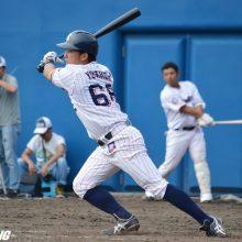 燕ドラ8・吉田が適時二塁打 小川監督「いいバッティングだった」