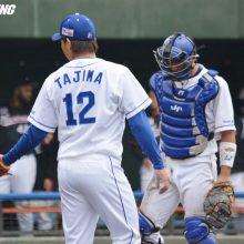 中日の抑え候補が揃って失点…田島は2戦連続3失点、佐藤は2被弾