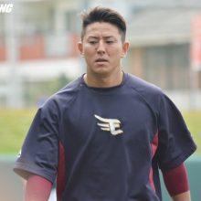 楽天・福井が古巣相手に先発、広島3番は坂倉 練習試合のスタメン