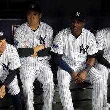 大補強の巨人もビックリ?ヤンキースの選手層がスゴい…