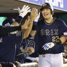 昨季1本塁打のオリ・伏見「今年は10本打ちたい」