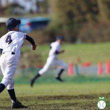 【守備力向上トレーニング】苦手なフライを克服しよう!落下地点にうまく入れるステップワーク改善法