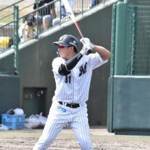 二軍開幕2連戦で1本塁打4打点 ロッテ・菅野「今やっていることを変えずに」