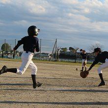 【埼玉上尾ボーイズ】全国大会へ導く実戦を想定した走塁練習