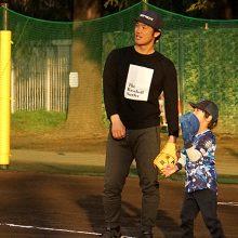 「松坂世代最強の長距離砲」が取り組む、野球の楽しさを伝える小さな活動