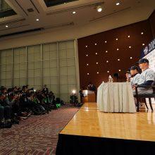 日本でのMLBデビューに意気込む菊池雄星「このチャンスは二度とない」