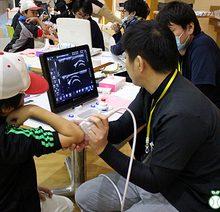 野球少年の健康を守る「第3回神戸野球肘検診」、724人が受診