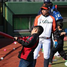 野球が大好きになる!「埼玉baseballフェスタin川口」