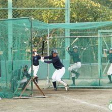【本庄ボーイズ】独自の視点で練習を見守る横堀監督