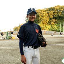 【キャプテンインタビュー】町田望(本庄ボーイズ)「俺を信じてついてきて欲しい」
