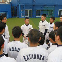 【市川シニア】子どもたちが高校野球をやり切った時が中学野球の本当のゴール