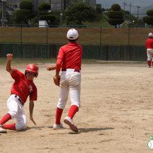 【飯塚ボーイズ】春山監督「技術を詰め込むよりも、体力をつけて、楽しく野球をやることが大事」
