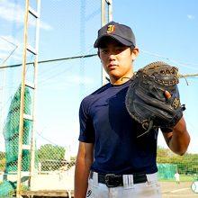 【キャプテンインタビュー】村越史典(東京城南ボーイズ)「全員で厳しい練習を乗り越えて全国優勝しよう!」