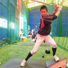 【京葉ボーイズ】全国屈指の強打を支えるバッティング練習