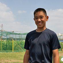 【キャプテンインタビュー】春日草太(横浜港北ボーイズ)「将来は野球に携わる仕事がしたい!」