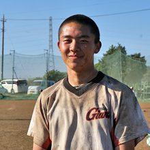 【キャプテンインタビュー】永瀬開(都筑中央ボーイズ)「強豪校から声をかけてもらえるような選手になりたい」