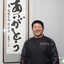 【広陵】中井監督が30年ブレずに続けてきた、たった一つの指導法