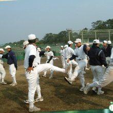 【少年野球トレーニング】ウォームアップを行う「4つ」の目的を理解しよう