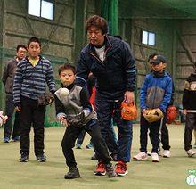 「野球の技術と身体の使い方教室」レポート(3)
