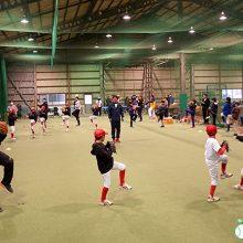 「野球の技術と身体の使い方教室」レポート(1)