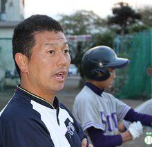 【相陽中】内藤先生が部員たちに望む「リーダー性」と「自立」