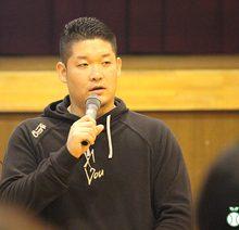 筒香嘉智選手が語った、トレーニング、指導者、少年野球(前編)