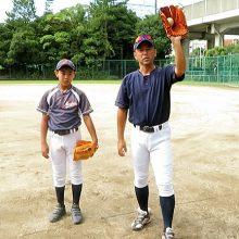 【外野フライの捕球練習】お父さんとお母さんのための野球基礎知識(中級編)