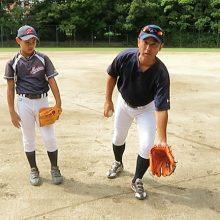 【外野手のゴロ捕球】お父さんとお母さんのための野球基礎知識(中級編)