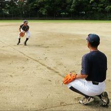 【内野ゴロの送球ステップ】お父さんとお母さんのための野球基礎知識(中級編)