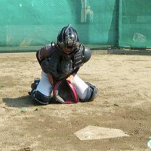【少年野球指導者のためのキャッチャー練習法】ボールの止め方