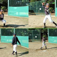 【スクワットティー】少年野球練習メニュー(上級編)