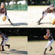 【逆シングルの捕球練習】お父さんとお母さんのための野球基礎知識(上級編)
