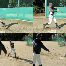 【コース別ティーバッティング】お父さんとお母さんのための野球基礎知識(上級編)