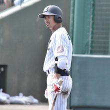 ロッテ・荻野が「右大腿二頭筋の軽い筋損傷」のため抹消…代わって福田秀平が昇格 23日のプロ野球公示