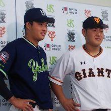 平成最後、令和最初の「TOKYOシリーズ」 巨人・岡本とヤクルト・村上が舌戦!