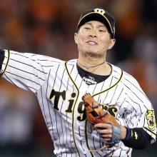 阪神・北条が一般女性と結婚「野球に対する考え方も大きく変わった」