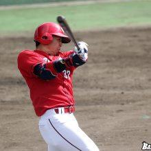 丸とはちがう「3番打者」に! スピードでファンを魅了する広島・野間