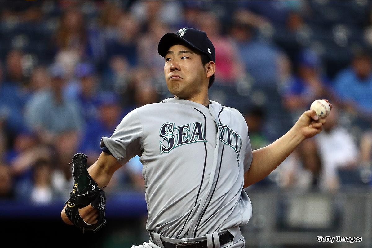 "BASEBALL KING | 日本の野球を盛り上げる!菊池雄星の勝ち星""消滅""3度目もマリナーズは5連勝!貯金は「10」に"